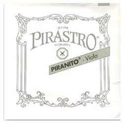Pirastro Piranito Full-Size Viola String Set Medium